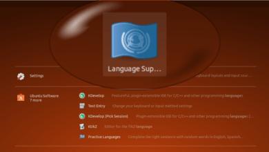 Bild von Anleitung: Ubuntu auf Deutsch oder eine andere Sprache umstellen