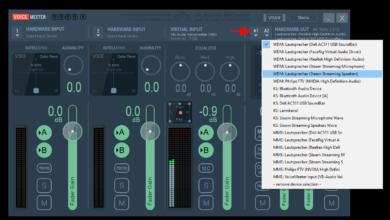 Bild von Mehrere Audio-Ausgänge mit VoiceMeeter gleichzeitig nutzen