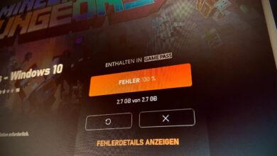 Bild von Xbox Game Pass: Fehler bei Installation von Spielen beheben