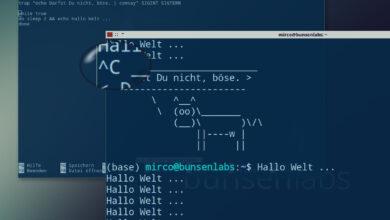 Bild von cli.help – Update: Bash Builtins Teil 5/5