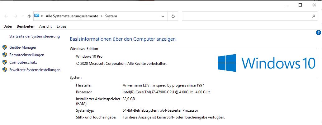 windows 10 versionsinfo