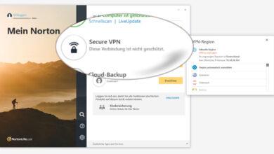 Bild von Vorsicht: Norton VPN schützt nur mit IPv6-Deaktivierung