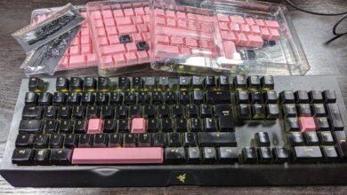 Bild von Test: Razer Keycap Upgrade Set – auch für Standard-Tastaturen