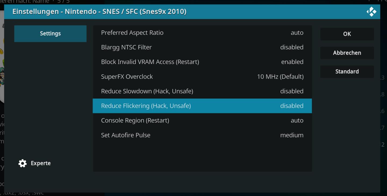 kodi screenshot