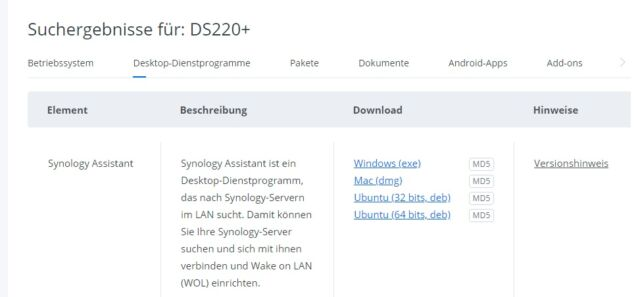 Synology-Assistant_Download