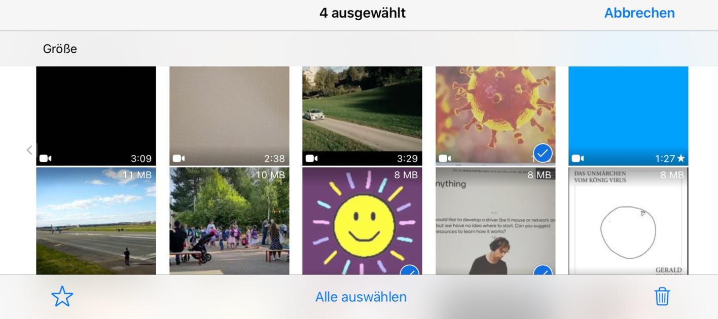 Whatsapp Dateien Löschen