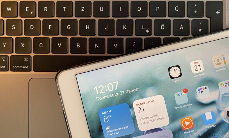iPad und Mac rücken näher zusammen (Foto: Tutonaut)