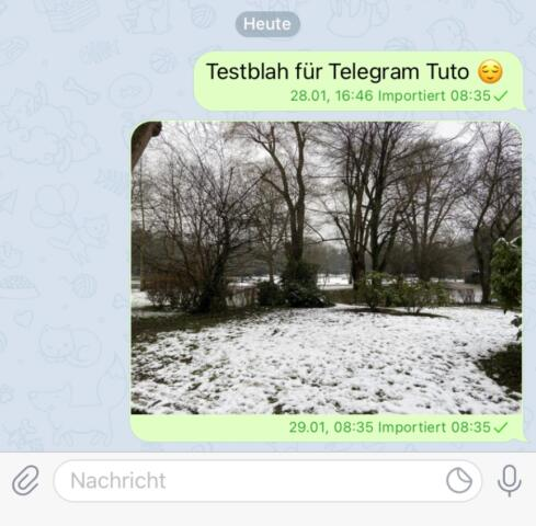 Telegram_importierte_Nachrichten