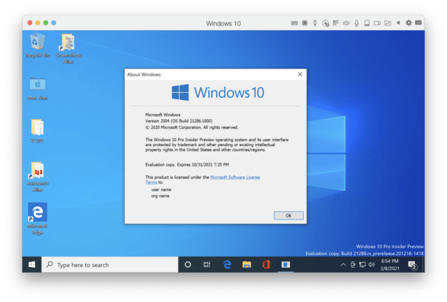 Parallels macht die Windows-Installation auf ARM-Macs zu einem Kinderspiel.