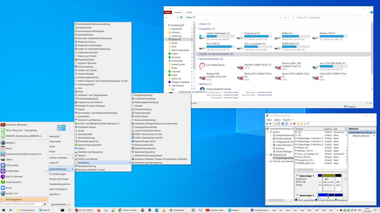 Windows 10 im Uralt-Look