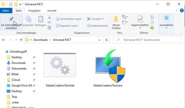 Universal Download ISO Windows 10