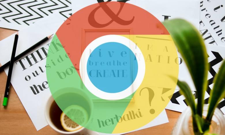 Google Chrome Zitate Links