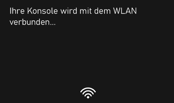 Xbox Series X und Series X mit dem WLAN verbinden