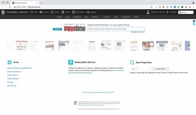 Wayback_Machine Web Archive