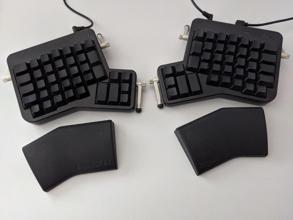 mechanische tastatur ergodox