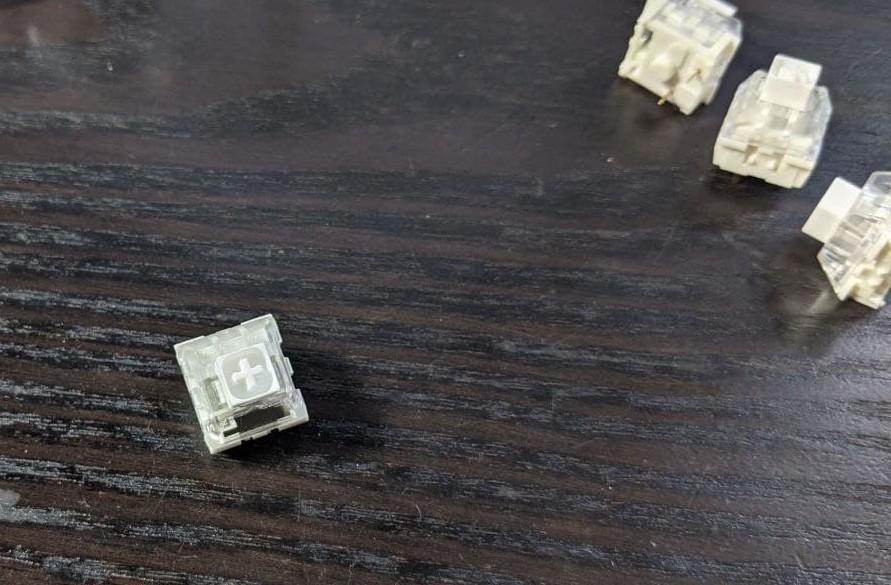 kailh white boxed schalter