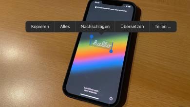 iOS 15 iPadOS 15 Live Text OCR
