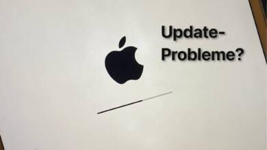 Update-Probleme unter iOS und iPadOS? Hier ist die Lösung! (Bild: Tutonaut)